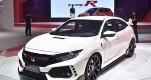 VMS 2018 - Vẻ đẹp của Honda Civic Type R - Chiếc Hot Hatch mê hoặc 34
