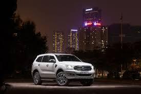 Đánh giá xe Ford Everest Titanium 4WD 2019 5