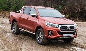 Đánh giá xe Toyota Hilux 2018- Sự Thay Đổi 71