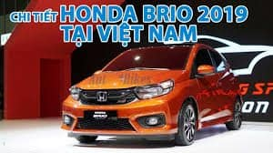 VMS 2018 - 2 chiếc xe F1 và Brio gây sốt gian hàng Honda 1