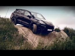 Thử Offroad điên cuồng cùng Porsche Cayenne 2