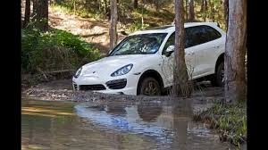 Thử Offroad điên cuồng cùng Porsche Cayenne 5