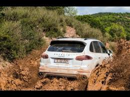 Thử Offroad điên cuồng cùng Porsche Cayenne 6