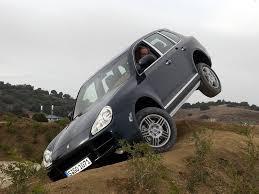 Thử Offroad điên cuồng cùng Porsche Cayenne 3