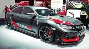 VMS 2018 - Vẻ đẹp của Honda Civic Type R - Chiếc Hot Hatch mê hoặc 4