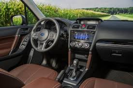 VMS 2018 - Khám phá chi tiết Subaru Forester 2018 6