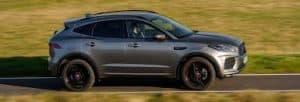 VMS 2018 - Khám phá chi tiết xe Jaguar E-Pace - SUV 2