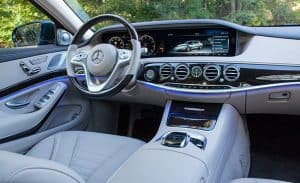 - review-xe - VMS 2018 - Triển lãm Mercedes S450 Coupe
