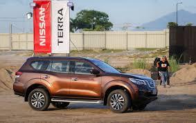VMS 2018 - Khám phá chi tiết Nissan Terra - SUV 7 7
