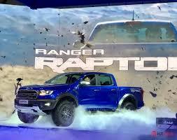 VMS 2018 - Chi tiết Ford Ranger Raptor 1