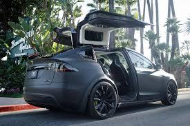 Khám phá chi tiết Tesla Model X bản P100D 15