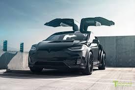 Khám phá chi tiết Tesla Model X bản P100D 14