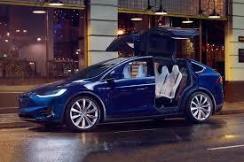 Khám phá chi tiết Tesla Model X bản P100D 5