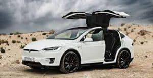 Mô hình chi phá dữ liệu của Tesla Model Xata P100D 3