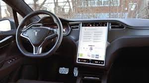 Mô hình chi phá dữ liệu của Tesla Model Xata P100D 2