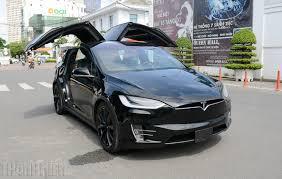 Mô hình chi phá dữ liệu của Tesla Model Xata P100D 4