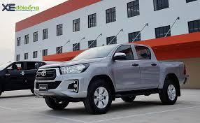 Đánh giá xe Toyota Hilux 2018 5