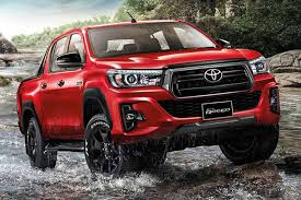 Đánh giá xe Toyota Hilux 2018- Sự Thay Đổi 8