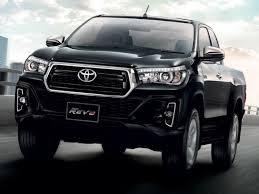 Đánh giá xe Toyota Hilux 2018- Sự Thay Đổi 7