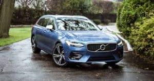 Tìm hiểu Volvo V90 Cross Country 9