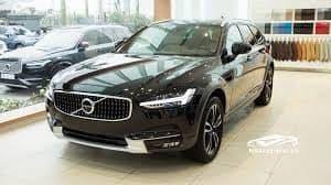 Tìm hiểu Volvo V90 Cross Country 2
