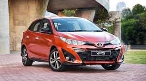 Đánh giá xe Toyota Yaris 2018 nhập khẩu 1