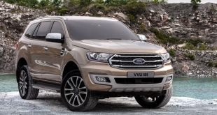 Ford Everest 2.0 4WD (Bi-Turbo) Titanium
