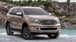 Ford Everest 2.0 4WD Titanium 2 cau
