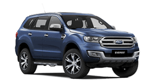 Ford Everest Titanium 2019
