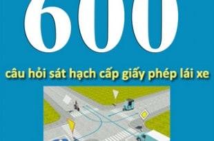 600 Câu Hỏi Lý Thuyết & Đáp Án Thi Sát Hạch Lái Xe Ôtô Mới Nhất 400