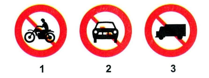 Bộ 150 Câu Hỏi Cho Bài Thi Sát Hạch Bằng Lái Xe A1 20
