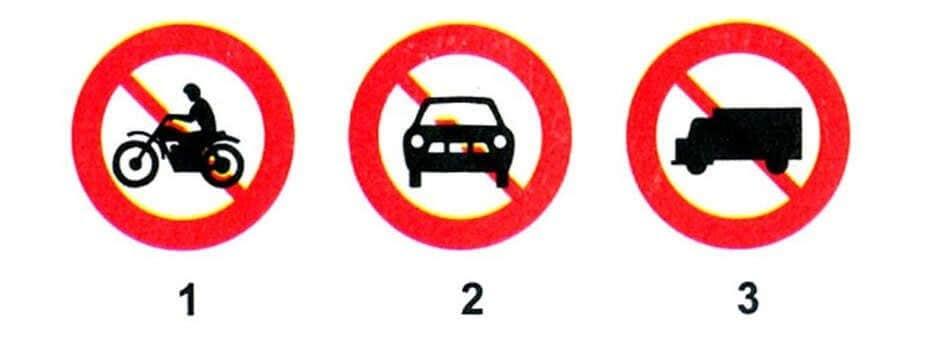 Bộ 150 Câu Hỏi Cho Bài Thi Sát Hạch Bằng Lái Xe A1 18