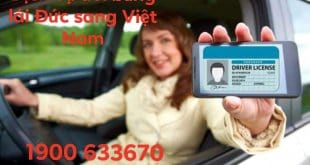 Reputable German Driver License Change Service to Vietnam 3