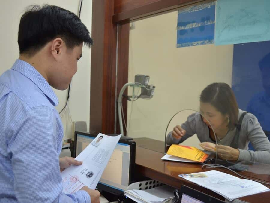 The address of the center specializes in Change of Chinese driver's license to Vietnam