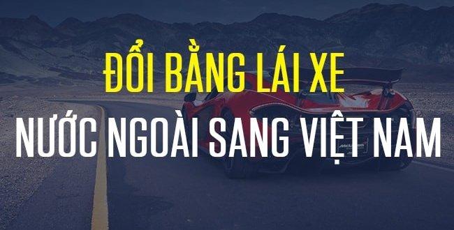 doi bang lai xe cua anh sang viet nam hcm 650x330 - Dịch Vụ Đổi Bằng Lái Xe Của Anh Sang Việt Nam Uy Tín Tại TPHCM