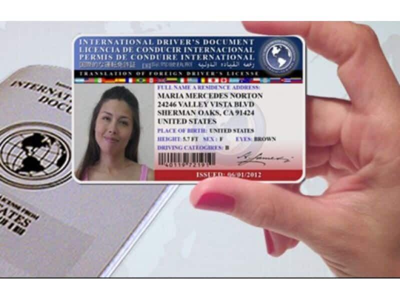 Change Of American Driver License To Vietnam