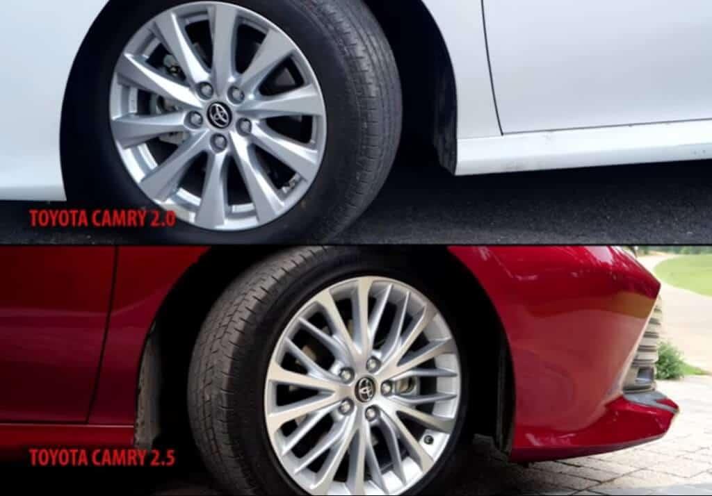 Toyota Camry 2.0G 2019: Giá xe lăn bánh & Khuyến mãi