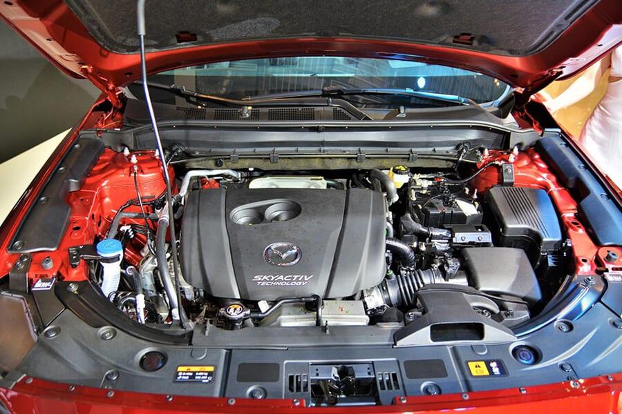 Đánh giá sơ bộ xe Mazda CX-5 2019