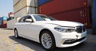 Đánh giá BMW 520i 6