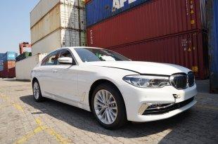 Đánh giá BMW 520i 1