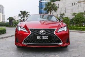 Lái thử và Đánh giá chi tiết Lexus RC 300 giá 3,3 tỷ đồng: THỂ THAO và MỀM MẠI 1