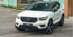 Đánh giá chi tiết Volvo XC40 R-Design giá 1,75 tỷ 1