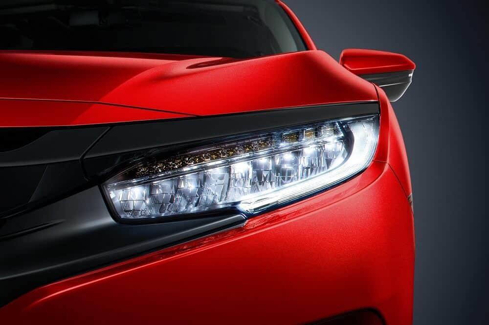 Honda Civic RS Turbo 2019 Giá từ 929 triệu nhập Thái 1