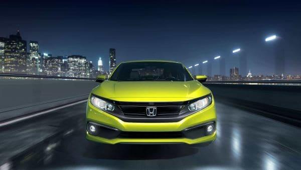 Honda Civic 1.8G nhập 2019 1