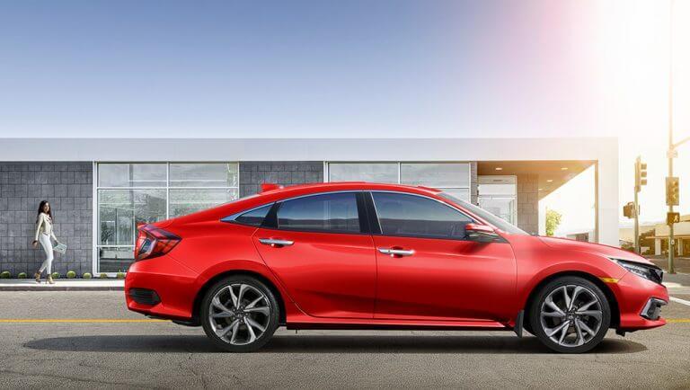Honda Civic 1.8G nhập 2019 4