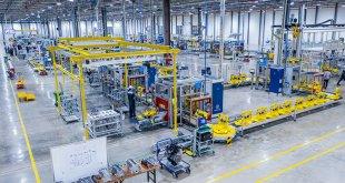 Bên trong nhà máy sản xuất xe VinFast LUX SA2.0 và A2.0 1