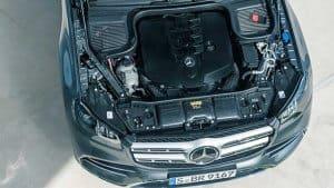 Mercedes Benz GLS 580 4Matic