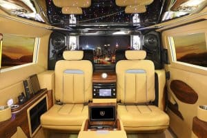 Ford Tourneo- Limousine