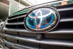 Toyota Avalon Hybrid 2020