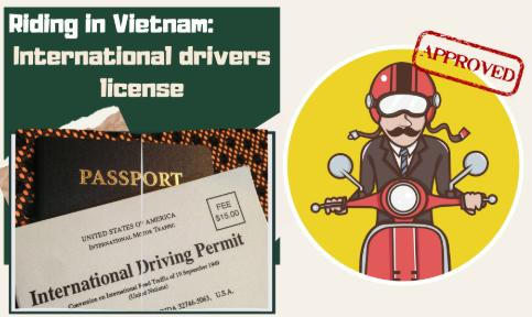 Change Of Driver's License For Foreigners In Vietnam 5